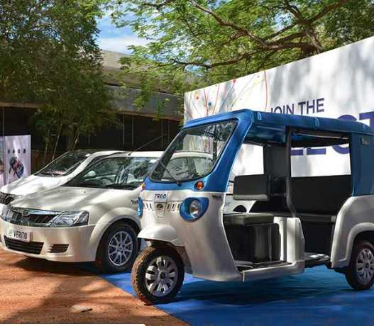 Which Electric Vehicles Are Available In India